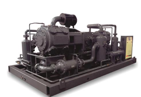 YDTM系列绝压无油中高压压缩机