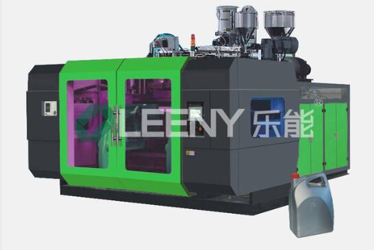 LEENY-2S12L 双工位挤出吹塑机12L