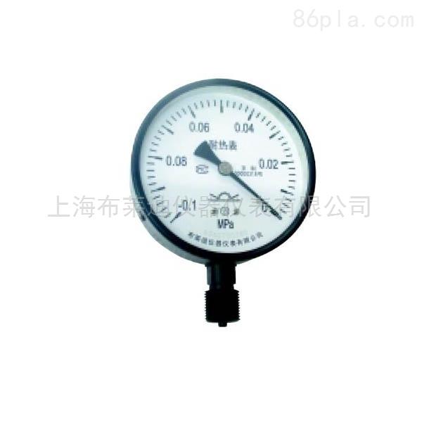 YR-100.BO.200 下轴向耐热压力表