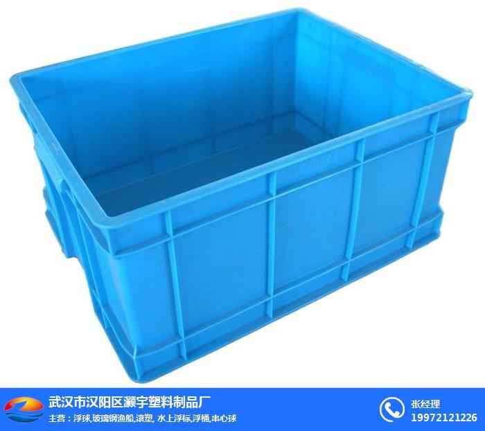 可折叠塑料周转箱-武汉灏宇塑料-宁夏塑料周转箱