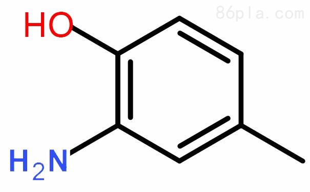邻氨基对甲苯酚
