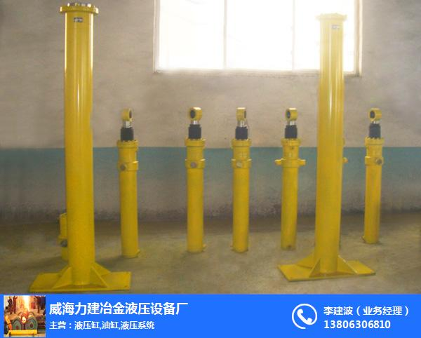 拉杆式液压缸批发-力建液压系统-拉杆式液压缸