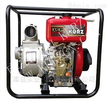 KZ30DP 3寸柴油机自吸泵进口价格