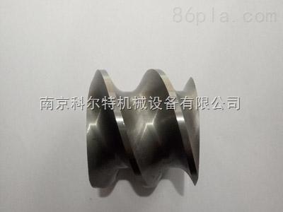 南京科尔特6542料T35机挤出机螺纹块
