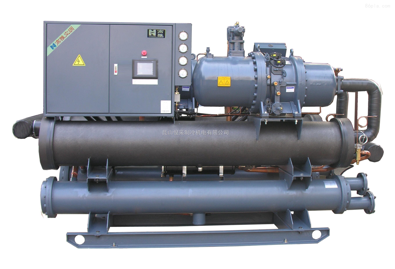 生产销售水冷式螺杆冷水机组