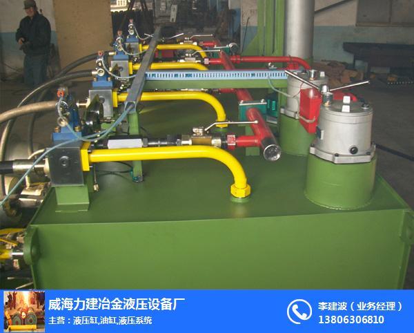 力建拉杆式液压缸(图)-液压系统加工-液压系统