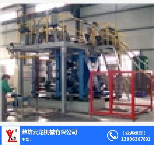 塑料桶吹塑机-塑料桶中空吹塑机-潍坊云龙机械(优质商家)