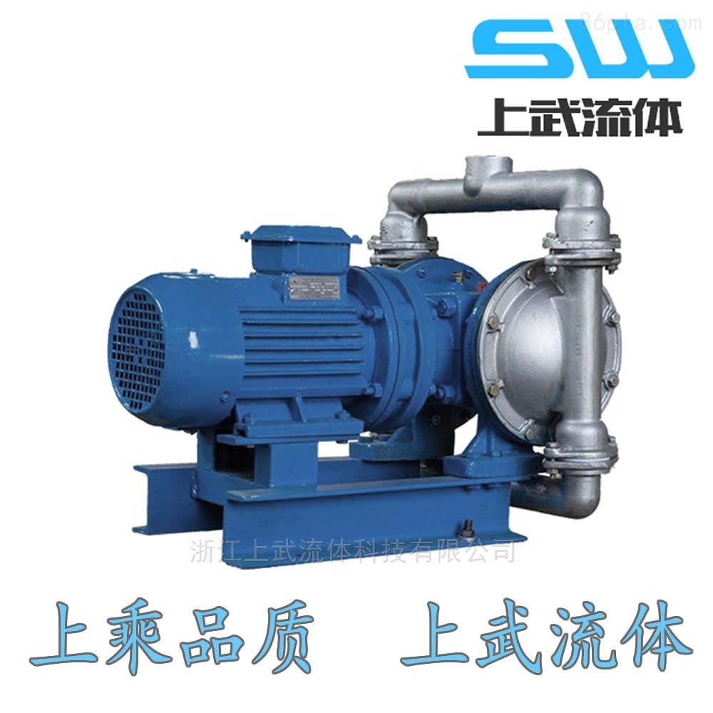 DBY-20型耐腐蚀不锈钢电动隔膜泵