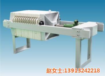 厢式压滤机价格-厢式压滤机-不锈钢板框压滤机