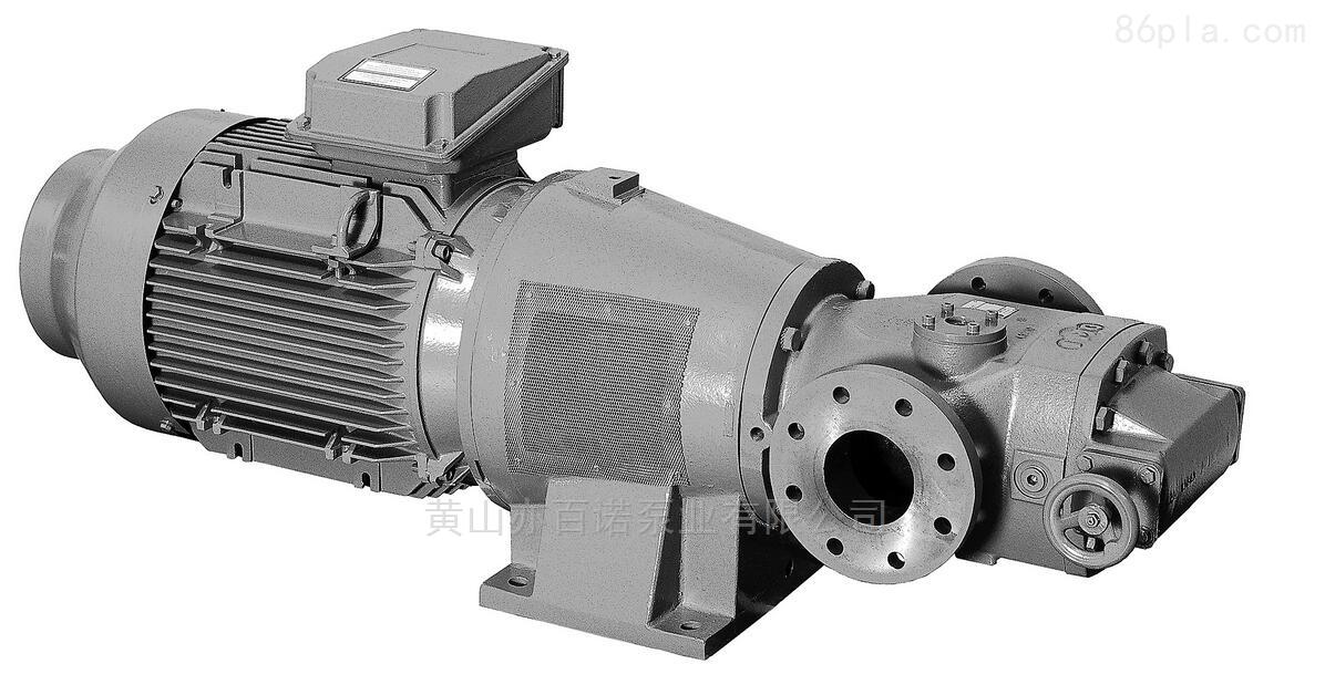 供应辽源发电厂配套燃油螺杆泵整机