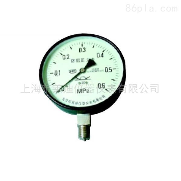 YTF-150.AH.200防腐径向后背板一般压力表