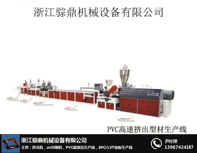 挤出机-买挤出设备找骔鼎机械-塑料挤出机厂