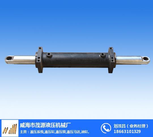 液压缸定制-茂源液压系统-拉杆液压缸定制