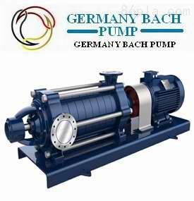 进口耐磨矿用泵| 德国巴赫 BACH 品牌