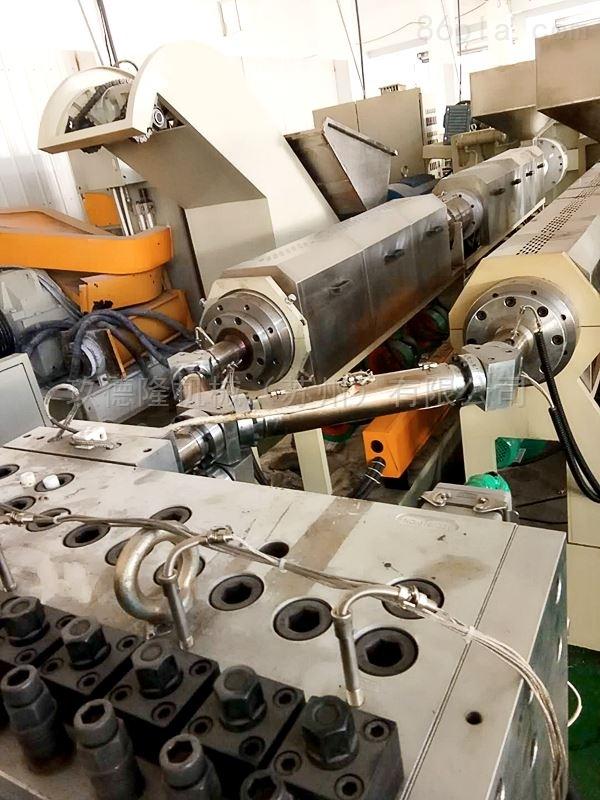 塑胶跑道挤出机_节能型-SJ260_兵仕机械
