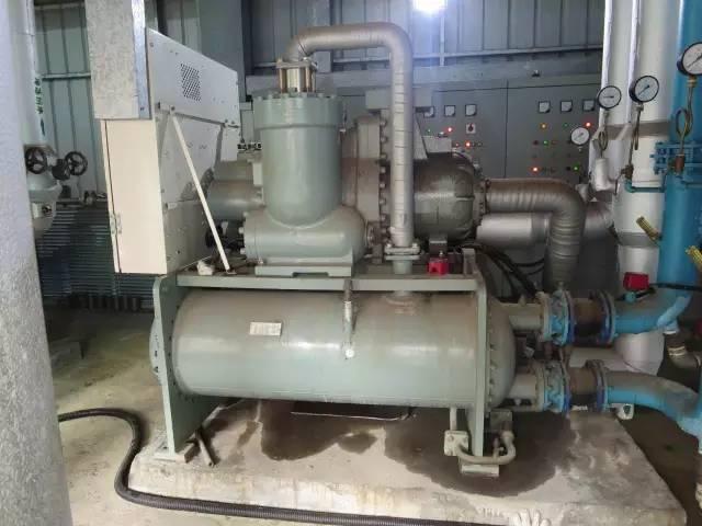 揭秘 | 中央空调冷却器清洗案例